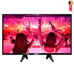 Smart TV LED 32' Philips 32PHG5102 HD com 2 USB 3 HDMI TV Digital e Controle com Botão Netflix