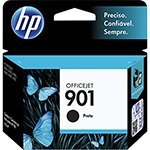 Cartucho Original HP  901 Preto CC653AB