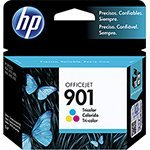 Cartucho Original HP  901 Color CC653AB