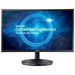 Monitor 23.5' LED Full HD LC24FG70FQLXZD HDMI Game Mode Tela Curva - Samsung