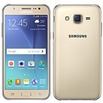 Smartphone Samsung Galaxy J5 Dual Chip, Dourado, Tela 5', 4G+WiFi, Android 5.0, 13MP, 16GB