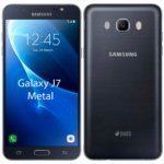 Smartphone Samsung Galaxy J7 Metal Dual Chip, Preto, Tela 5.5', 4G+WiFi+NFC, Android 6.0, 13MP, 16GB