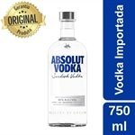 Vodka Sueca Original Garrafa 750ml - Absolut
